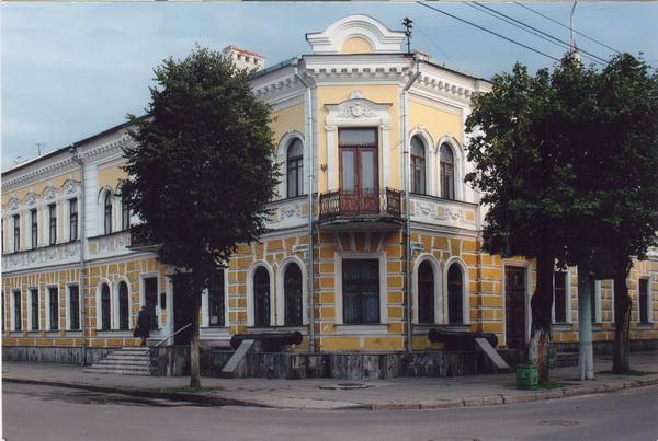 Музейныя вандроўкі. Брэсцкі абласны краязнаўчы музей